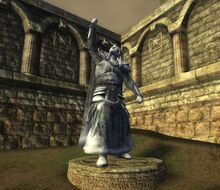 Statue of Aranarth - LotRO