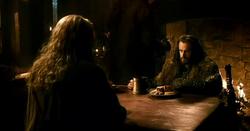 Thorin Gandalf bree