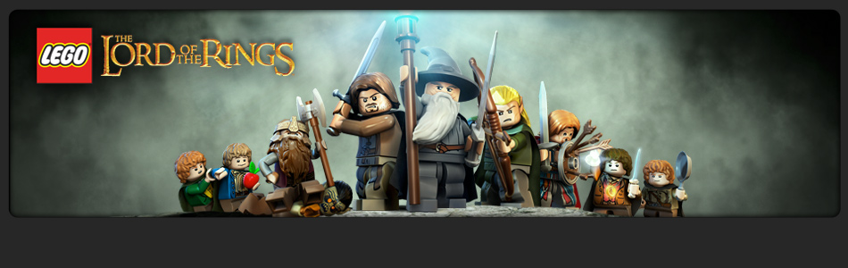 LEGO The Lord Of Rings Video Game