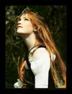 Elven Scout by Taragon