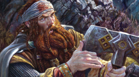 Image result for picture weeping dwarf warrior