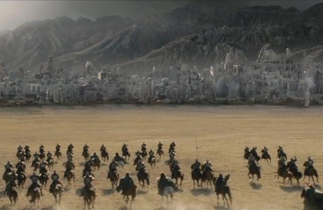 Second Battle Of Osgiliath Lotr Fanon Fandom Powered By Wikia