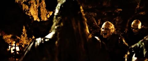 Isengard orcs