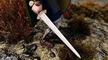 Oswine's sword