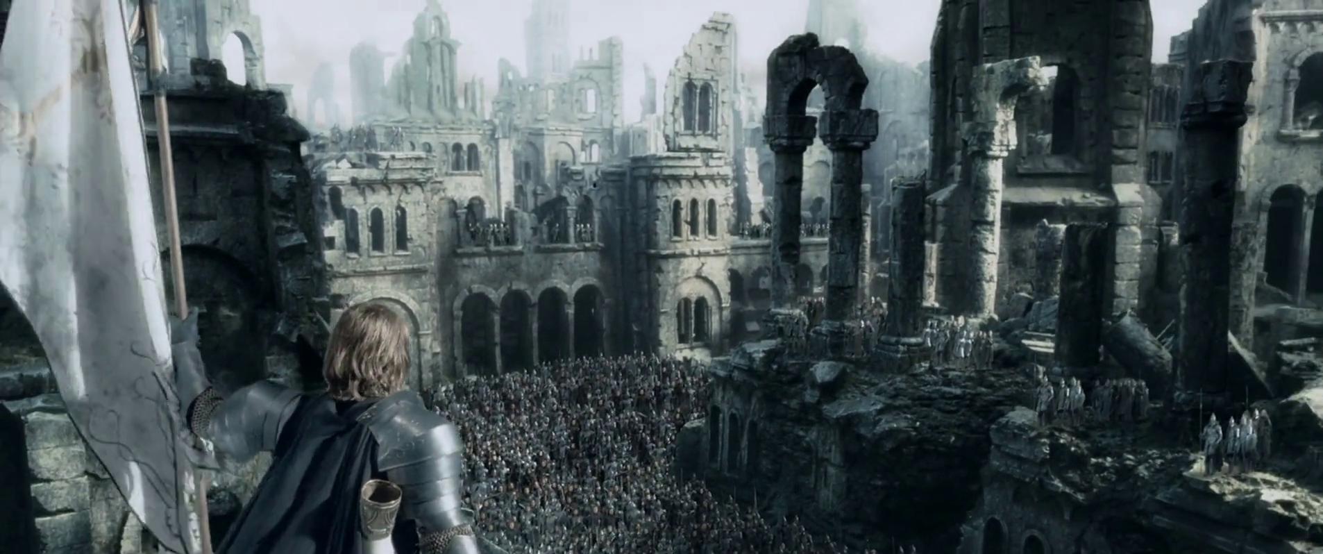 First Battle Of Osgiliath Lotr Fanon Fandom Powered By Wikia