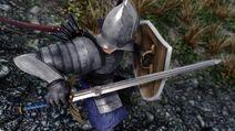 Tawredir's sword