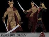 King Brûdhan