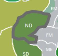 North Dunland