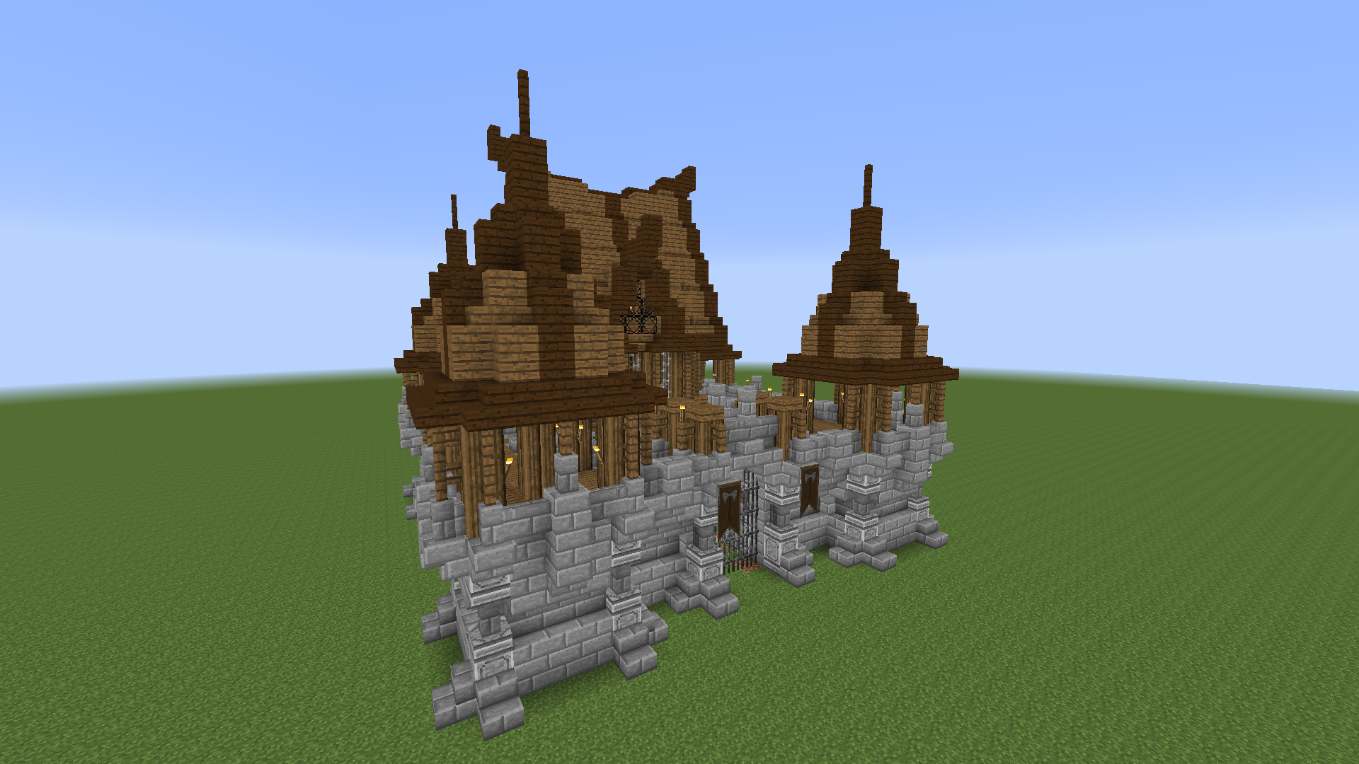 Lotr Schematic Library The Lord Of The Rings Minecraft Mod