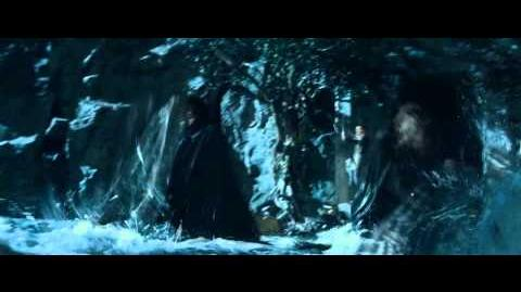 LOTR Watcher In The Water Moria (HD)