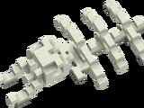 Mûmak Skeleton