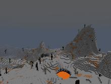 Harad Volcano Landscape