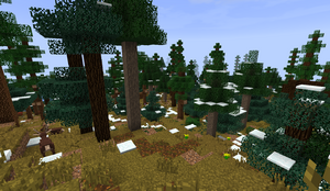 Taiga PB29.6 - Standard forest
