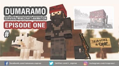 ♥ DUMARAMO ♥ Survival Minecraft Animation - Episode One (Pilot)