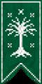品那斯盖林的旗帜