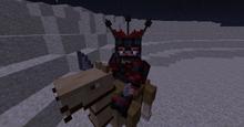 Haradrim Warlord Mounted