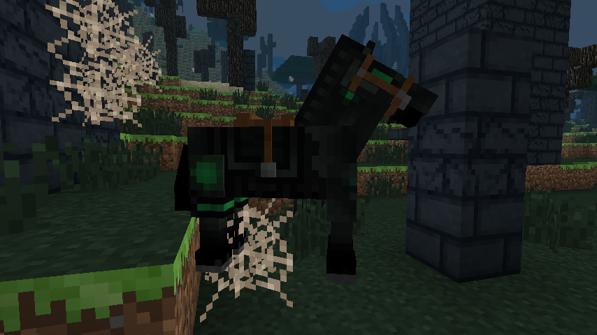 Horse Armour | The Lord of the Rings Minecraft Mod Wiki | Fandom