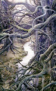368px-Alan Lee - The Forest of Fangorn