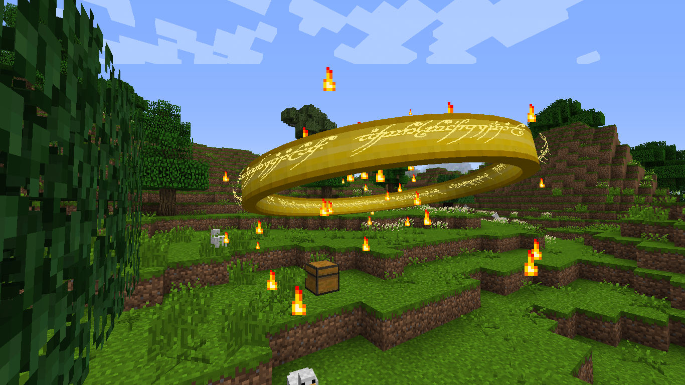 Ring Portal The Lord Of The Rings Minecraft Mod Wiki FANDOM - Minecraft server trailer erstellen