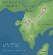 Dor-en-Ernil Geographical Image