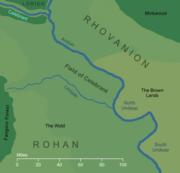Field Of Celebrant Map