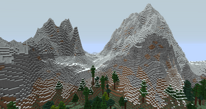 Misty Mountains B23