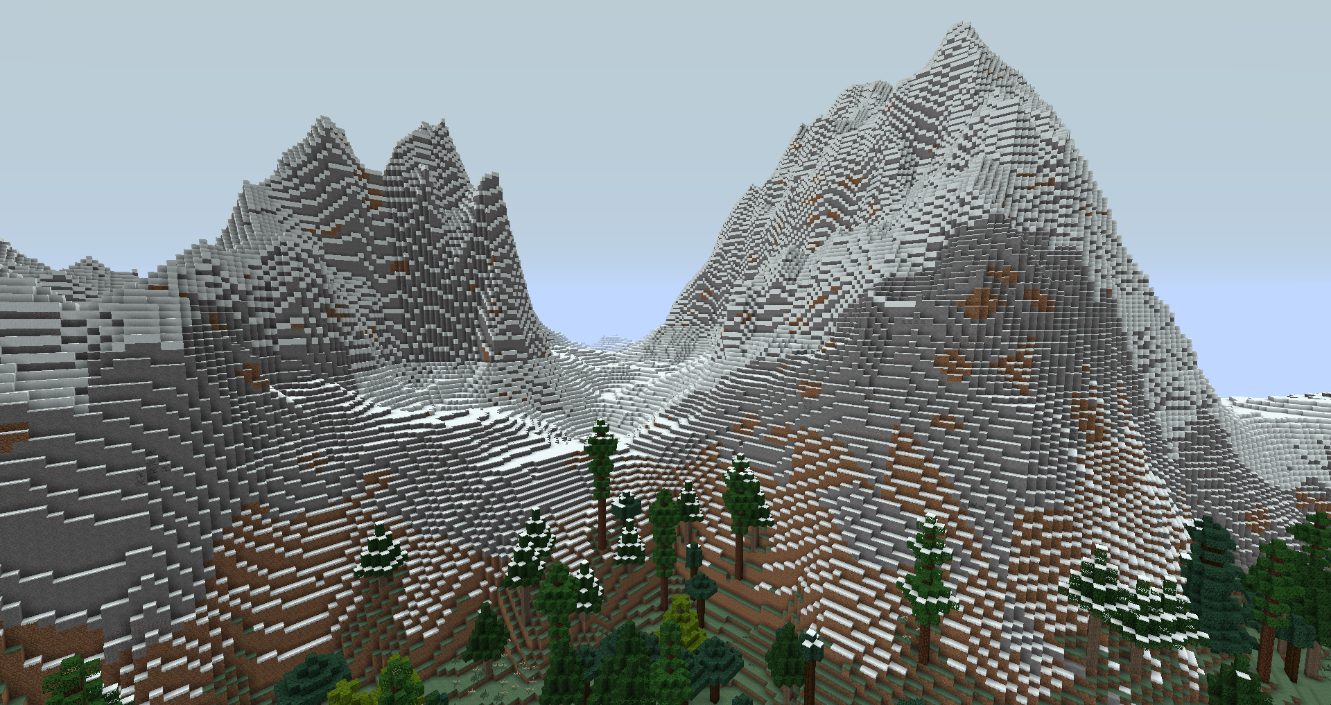 Misty mountains the lord of the rings minecraft mod wiki fandom misty mountains gumiabroncs Gallery