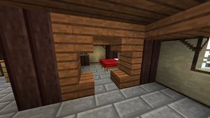 HobbitHouseBedroom