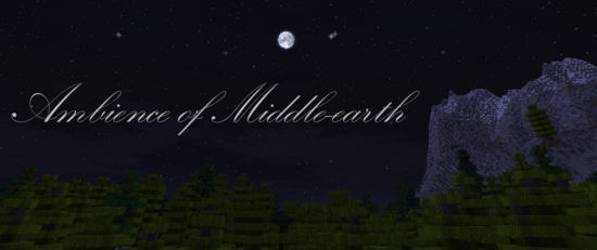 Ambience of Middle-earth: A Music Pack | The Lord of the