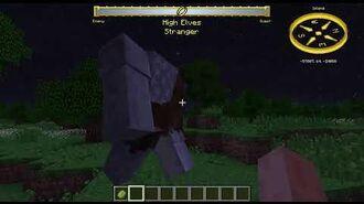 Minecraft Lotr Cave Troll Showcase