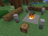 Dunlending Campfire