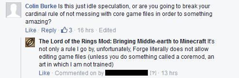 Coremod explanation