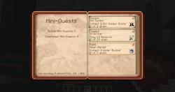 Mini-quest Beta 20