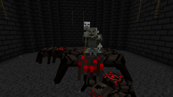Ork Spinnenhalter