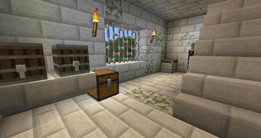 Gondor Fort Inside