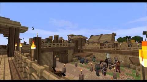 Rohan Fortress Village