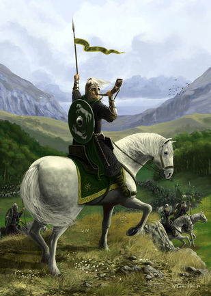 Eorl musters the north by woutart-d859o3g