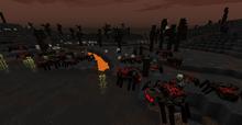 Mordor Spider Swarm
