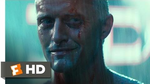 Tears in the Rain - Blade Runner (9 10) Movie CLIP (1982) HD