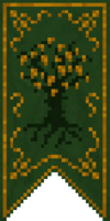 黑森林王国的旗帜