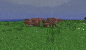 Small Stone Ruins - Brick House in Gondor PB28