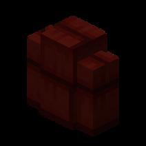 Fire Utumno Brick Wall