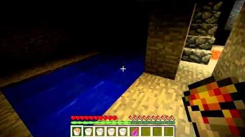 Minecraft Blocks & Items Bucket