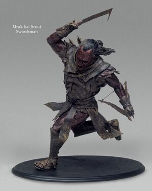 Uruk-Hai scout.