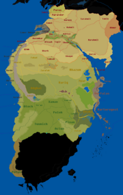 Official Server Province Map