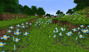 Shire B27.2 - Flax - Flowery Grass - Peony - Rose Bush