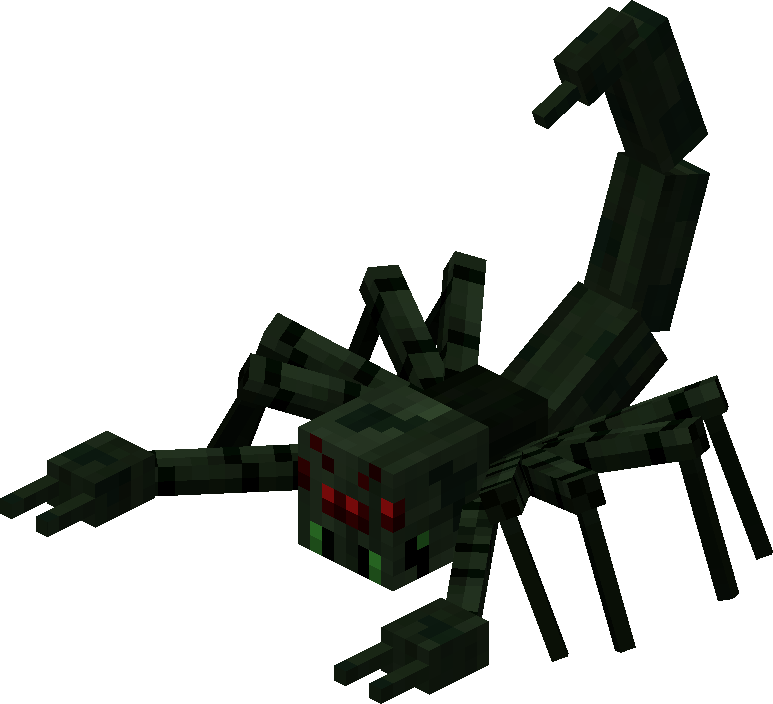 орудие скорпион в майнкрафте постройка тетя каждый раз