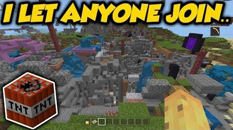 I Set My Minecraft Realm To Public For A Week & This Happened-0