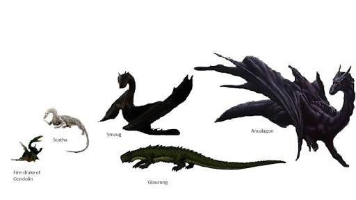 DragonSizeNonCanon