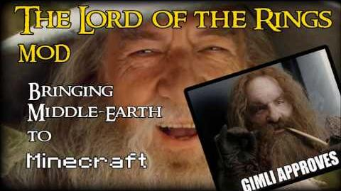 The Lord of the Rings Mod - Unofficial Trailer